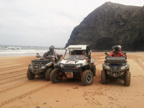 Raid Quad Portugal - Algarve